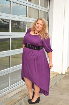 Aussie Curves: Belt {She Wore What} #plus #size #fashion #blog #missmel #SWAK