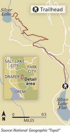Silver Lake Hike - AF Canyon