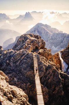 Monte Cristallo, Italy