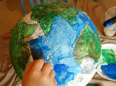 Geography Crafts