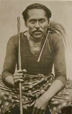 Samoan Orator, 1922  janesoceania.com