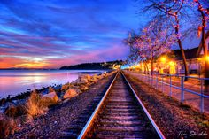 train tracks - Bing Images