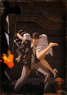 Indiana Jones Commission