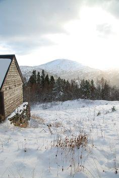 Evanger Norway