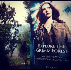 Explore the #Grimm Forest at #SDCC