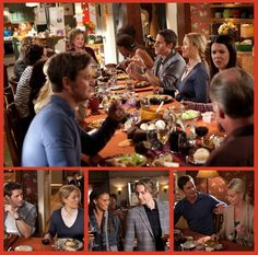 A Braverman Thanksgiving throwback!