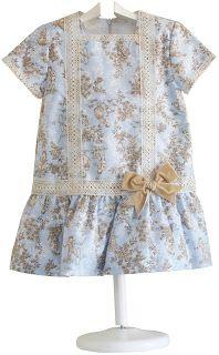 vestido niña de www.demelocoton.com