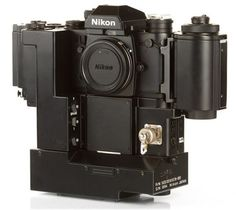 Nikon with additions nikoncamera, camera bodi, nikon camera, films, cámara, nikon f3, camera porn, photographi, cameras