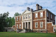 Mount Airy - wonderful article at Virginia Living magazine - http://www.virginialiving.com/articles/colonial-classic/#