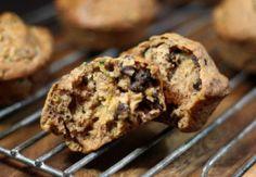 """Healthy"" Zucchini Muffins"