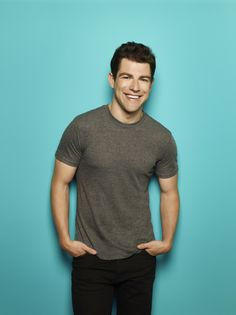 Max Greenfield as Schmidt in NEW GIRL on FOX.