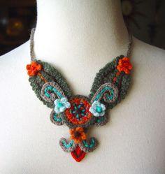 Tiki Oasis Necklace
