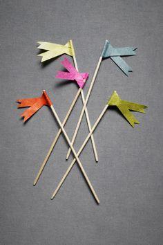 ribbon-tailed pennants