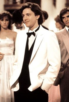 Andrew McCarthy (from Pretty in Pink)