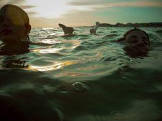 life, seas, the ocean, summertim, swimming, photographi