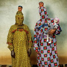 PHYLLIS GALEMBO – West African Masqueraders