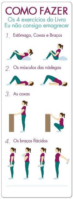 Exercícios #Dukan #Fitness