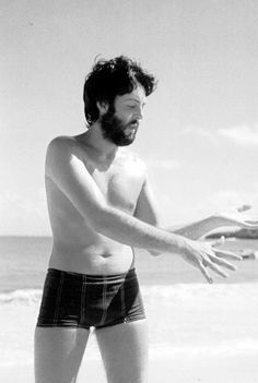 bearded paul mccartney