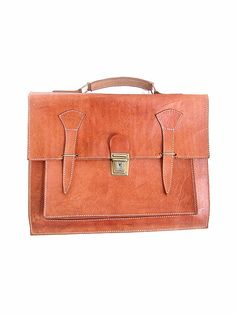 SATCHEL natural tan leather by lesclodettes on Etsy, $89.00