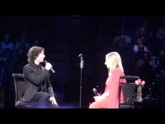 How Deep is the Ocean by Jason Gould and Barbra Streisand - YouTube