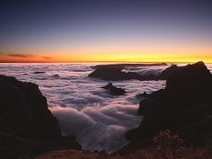 Madeira, Portugal - Island above the clouds Hike and sit in the clouds