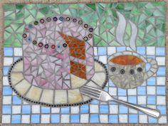 Cake Mosaic   Flickr - Photo Sharing!