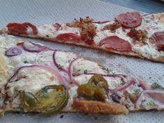 Vegan Pizza Day (pizzas from Hoboken Pies)