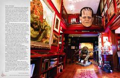 Guillermo del Toro Cabinet of Curiosities: Limited Edition: Guillermo Del Toro, Marc Zicree: 9780062300447: Amazon.com: Books