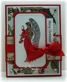 Holy Triptych by Feline Creative - Cards and Paper Crafts at Splitcoaststampers
