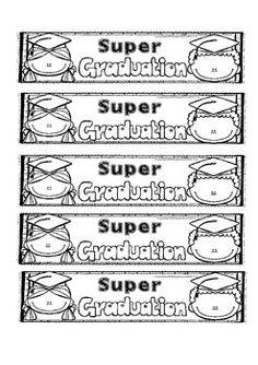 SUPER GRADUATION BOOKMARKS (FREEBIE) - TeachersPayTeachers.com