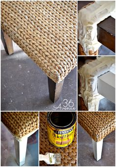 DIY Bench Tutorial and Family Room Decor @The 36th Avenue .com.com