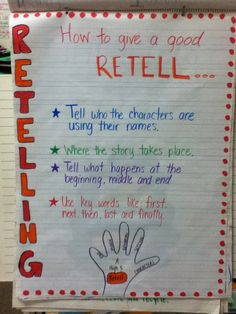 anchor charts for teaching reading | 2nd Grade with Mrs. Wade: New Anchor Charts!