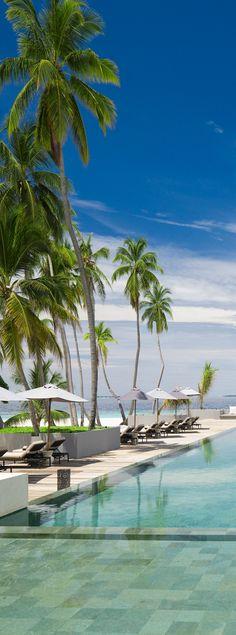 Relaxing - Resort - Spa - Park Hyatt Maldives
