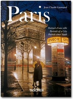 Paris. Portrait of a City. (Piccolo) TASCHEN Books