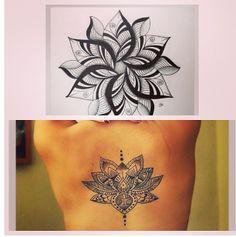 Lotus Mandala.