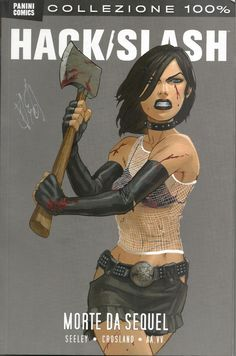 HACK/SLASH – MORTE D
