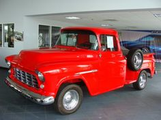 i want this 55 chevy truck