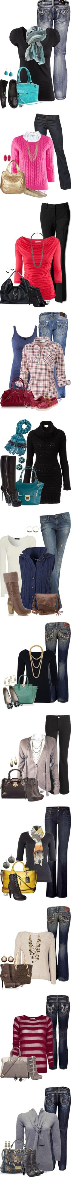 """Fall Fashion"" by fluffof5 on Polyvore"