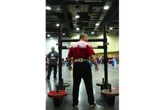 Photos I took of the strongman competition at the Arnold Sports Festival!