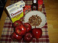 A Taste Of Gratitude: My Grandma's Baked Apples