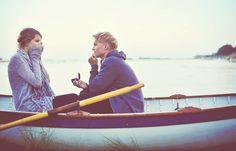 I love creative/romantic proposals