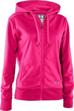 Cabela's: Under Armour® Women's Storm Armour® Full Fleece - Zip Hoodie