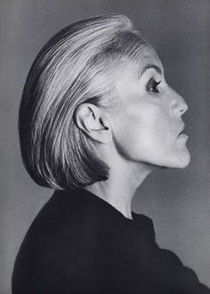 Ah Polly Mellen:  My tutelage under Polly at Allure was short-lived...I was burnt out by the time she came on board, but the absorption of sheer and utter style left a lasting impression!