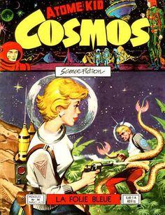 Atome Kid Cosmos