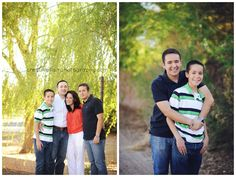 Poses for families with teenagers | Creative Flair Photography | El Paso, TX