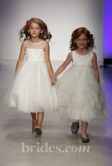 Brides: Disney Fairy Tale Weddings by Alfred Angelo  2013 | Bridal Runway Shows Brides.com