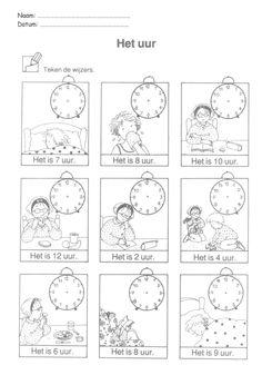 Welke tijd?