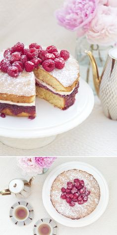 The Lovely Drawer: Not The Dowager's Victoria Sponge Cake Attempting to make this today :) :) :)