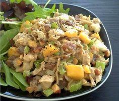 Goddess Chicken Salad