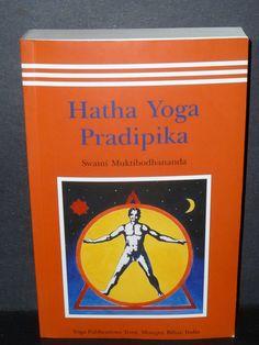 Hatha Yoga Pradipika by Swami Muktibodhananda: #Books #Yoga